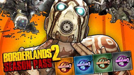 borderlands 2 xbox 360 dlc drm free
