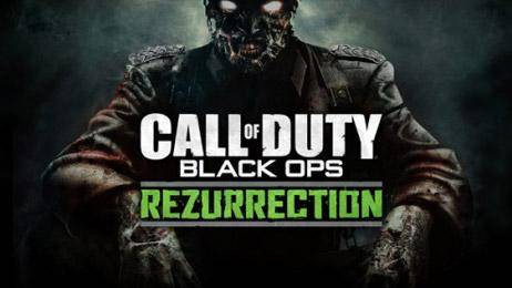 Call of Duty : Black Ops - Rezurrection Call Of Duty Rezurrection Map Pack on call of duty black ops zombies pack, black ops rezurrection map pack, call of duty escalation pack,