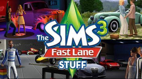 Buy The Sims 3: Fast Lane Stuff key   DLCompare com