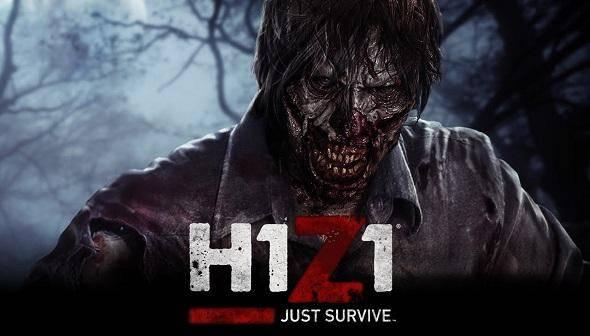 H1Z1 : Just Survive