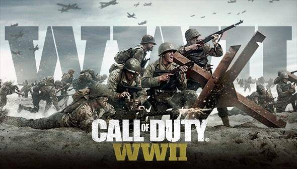 average download time for call of duty ww2