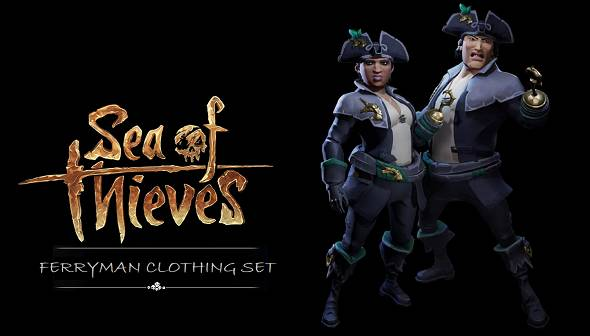 SEA OF THIEVES - FERRYMAN CLOTHING SET