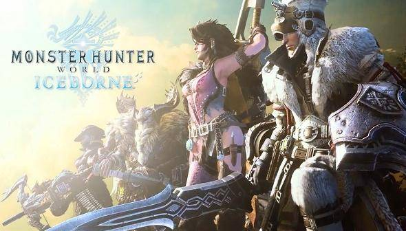 Resultado de imagen para Monster Hunter World: Iceborne