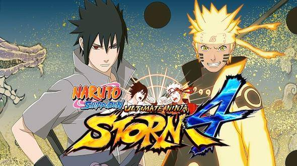download game ps4 naruto ninja storm 4